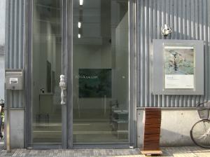 2008 AD & A galleryの展示風景 | 林真衣
