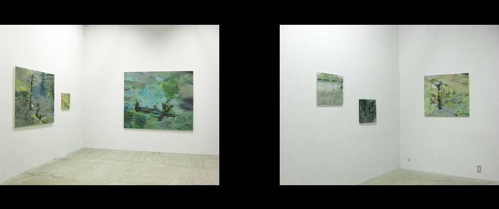 2008 AD&A galleryの展示風景 | 林真衣