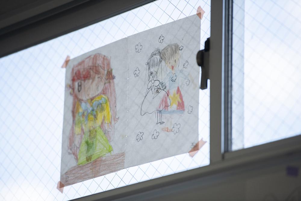 展示 |ドローイング | 窓